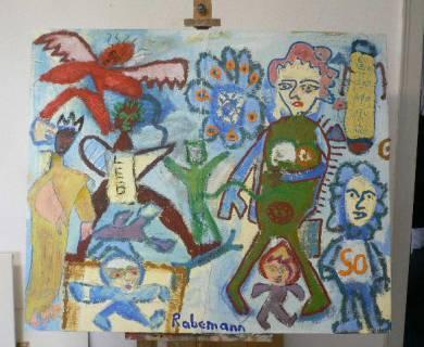 "Galerie Rabemann Böblingen: ""Das Jawort"""